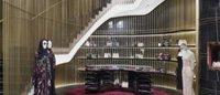 Открылся новый флагман Dolce & Gabbana в ОАЭ