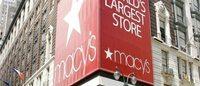 时尚珠宝手表销售疲软 Macy's梅西百货一季度业绩下滑