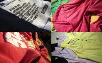 Trabajadores turcos esconden mensajes en la ropa de Zara