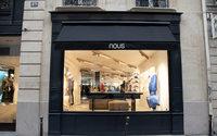 Nous : la deuxième adresse parisienne vient d'ouvrir
