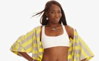 Venus Williams lança nova linha de vestuário
