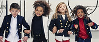 Balmain launching kids line
