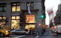 H&M : ventes en hausse de 7 % sur neuf mois