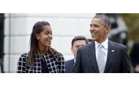 Malia Obama é a nova 'ícone de estilo' do momento