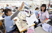 China: sustainable textiles bide their time