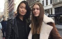 The life of a jobbing model at NY fashion week