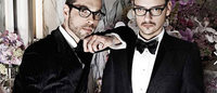 Paris Haute Couture: Viktor&Rolf, abiti seconda pelle in latex e tatoo