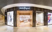 """Salvatore Ferragamo ha riaperto lo store di Singapore nel mall """"ION Orchard"""""""