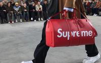 Louis Vuitton se alía con la marca skate Supreme en su colección masculina