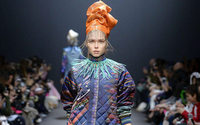 Manish Arora celebrates cosmic love at Paris Fashion Week