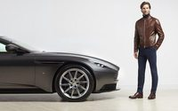 Hackett London signe une collection capsule luxe avec Aston Martin