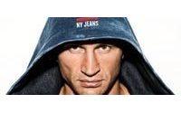 Wladimir Klitschko boxt für H.I.S Jeans