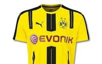 Designstudenten : Borussia Dortmund ist Bundesliga-Trikotmeister