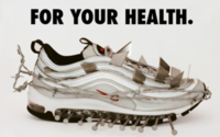 Nike releases self-spoofing series of artwork