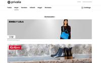 Los fundadores de Privalia salen de la compañía, que nombra nuevo director a Fabio Bonfà