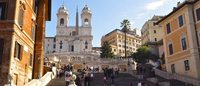 Roma: ad agosto meno negozi chiusi per via della crisi