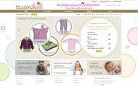 Tausendkind: Noch ein Onlineportal für Babybekleidung