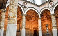 Kering sponsors renovation of Florence's Palazzo Vecchio courtyard