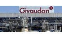 Givaudan  confirms goals as first quarter sales meet poll