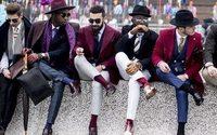 Экспорт мужской одежды из Италии вырос на 5%