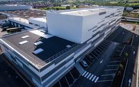 Triumph conforte son site d'Obernai avec une plateforme logistique agrandie
