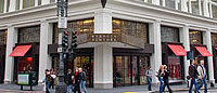 Barneys opens men's store in SF