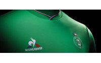 Le Coq Sportif présente les maillots de l'ASSE et de la Fiorentina