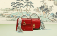 Mulberry launches on Tmall's Luxury Pavilion, engages consumers via WeChat