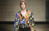 Fashion Week de Londres : couleurs fluos et looks underground chez Topman Design