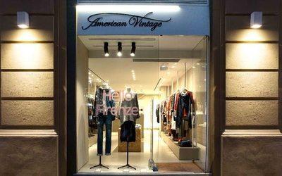 info for e9584 0cb46 American Vintage raddoppia in Italia con uno store a Firenze ...