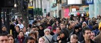 UK consumer confidence rises in May but remains in negative territory