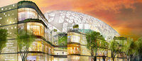 Les Galeries Lafayette triplent la mise à Marseille en signant au Prado