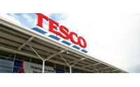 Tesco's new boss says will make management changes