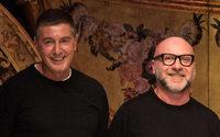 """Dolce & Gabbana contre le """"see now, buy now"""" et les show mixtes"""