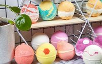 Lush launches bath bomb collection based on hit fragrances