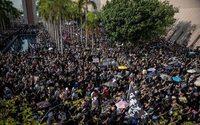 Hong Kong : après une courte accalmie les manifestants de retour dans les rues