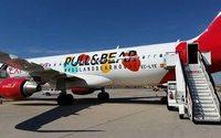 Iberia Express presenta la nueva sede ecoeficiente de Pull & Bear