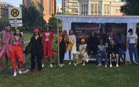 Junge Designtalente standen am dritten Tag der Fashion Week im Mittelpunkt
