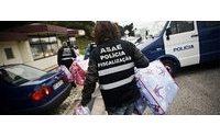 ASAE apreendeu material no valor de 150.000 euros nos últimos três meses