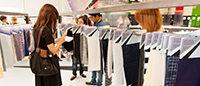 Texworld/Apparel Sourcingrassembleront 790 professionnels
