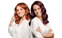Carolina Deslandes e Filomena Cautela protagonizam campanha da Garnier