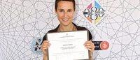 080 Barcelona Fashion: Miriam Ponsa è la vincitrice del premio 'Best collection'