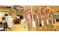 Galeries Lafayette lança novo departamento de lingerie