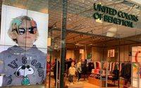 United Colors of Benetton открыл первый детский магазин в России