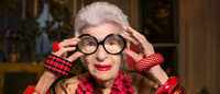 Iris Apfel invited to exhibit at Le Bon Marché