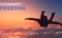Thermore crea l'imbottitura 'Freedom' e viene certificata 'vegan' dalla PETA