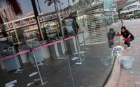 Hongkong: Proteste sorgen für Umsatzeinbruch im Einzelhandel