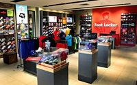 Foot Locker gana 161,1 millones en el primer trimestre, un 5,75% menos