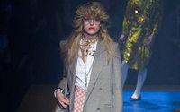 Mailand eröffnete mit Gucci