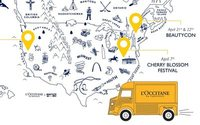 L'Occitane creates L'Occi Truck traveling retail experience